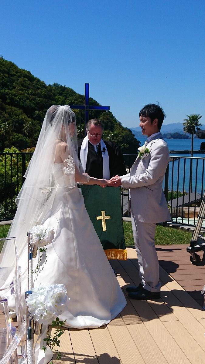 4月23日 ご結婚@ホテル季の座