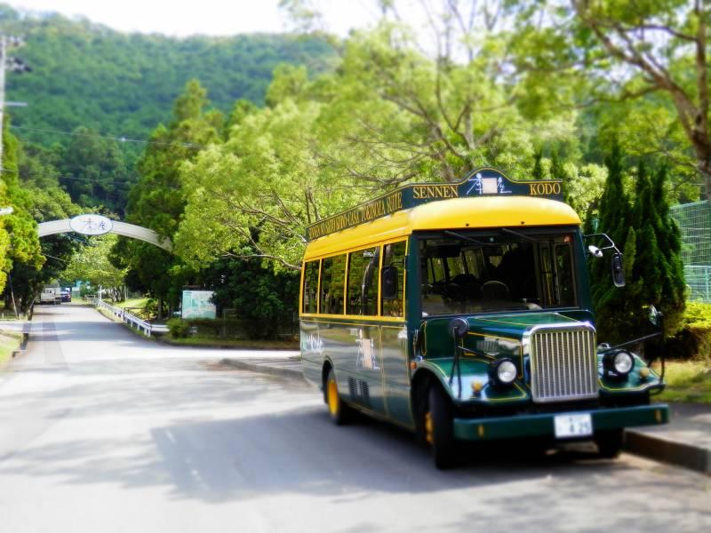 送迎バス ※一例