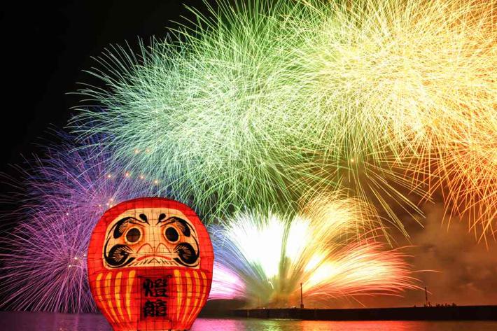 花火写真家が厳選!7/22【2017きほく燈籠祭】が三重県紀北町で開催!! キャンセルに伴い、若干空室あります。