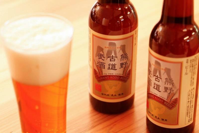 地ビール【熊野古道麦酒】