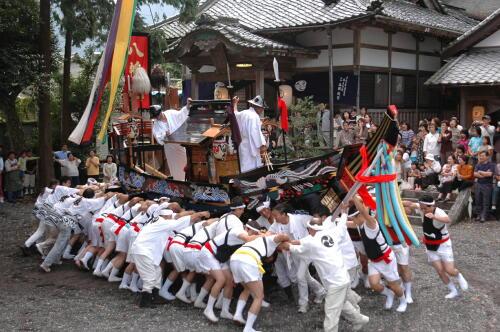 2017/10/15(日)海の男の祭り【関船祭り】