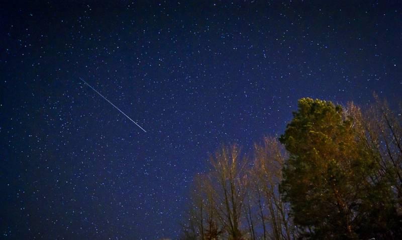 【星に願いを☆彡秋のスターライトプラン】オリオン座流星群の天体観測を ★3日間限定★