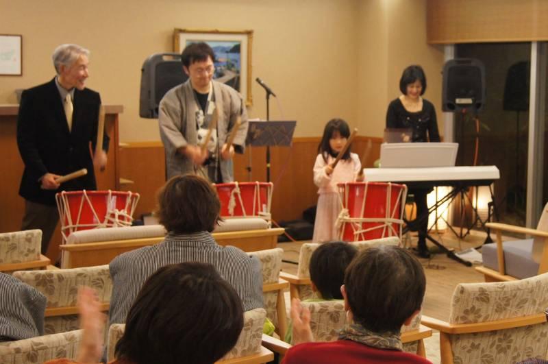 12月31日 ピアノと尺八による演奏「OTOIRO」