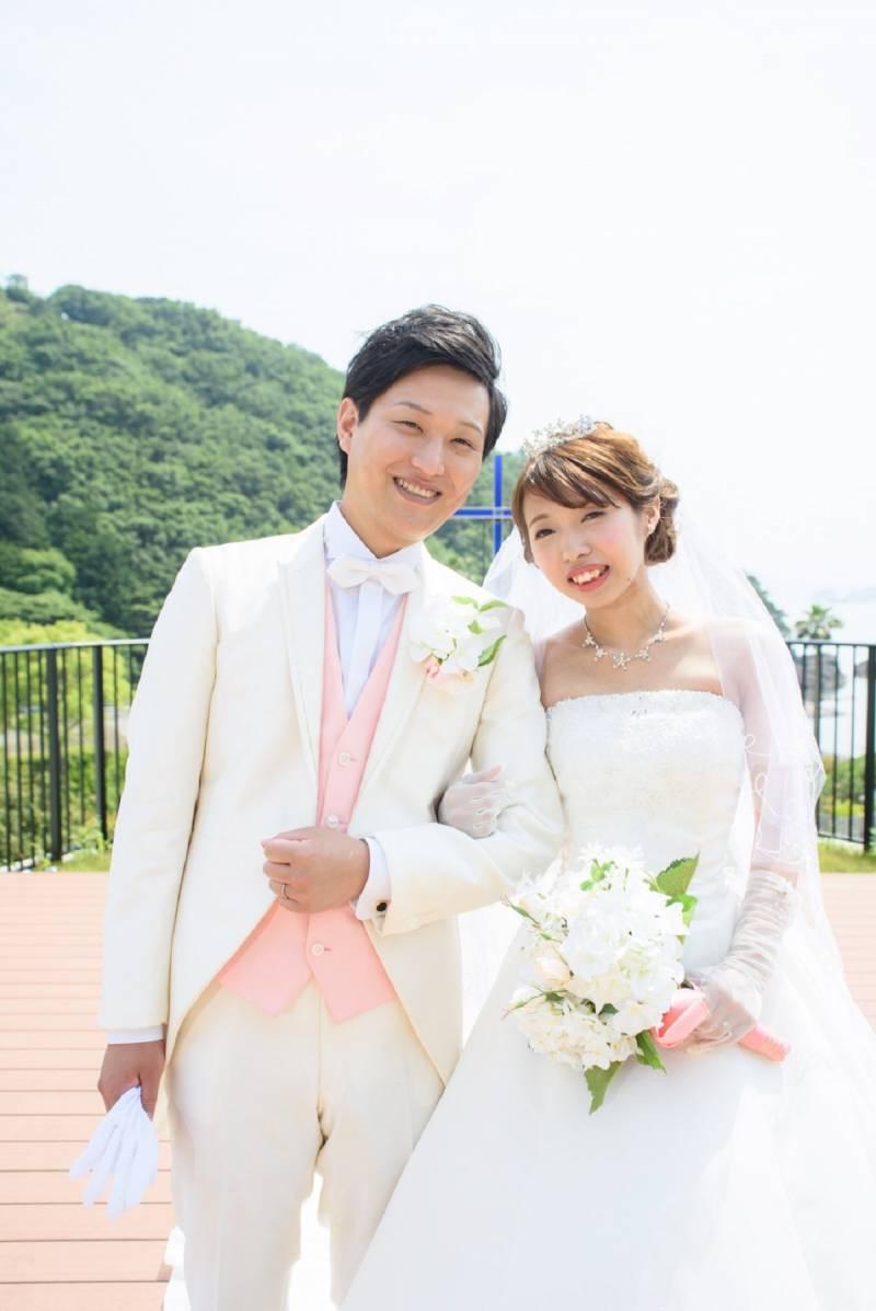 まさにジューンブライド♡ご結婚式の様子を紹介いたします