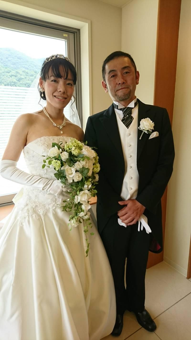 8月11日 ご結婚@ホテル季の座