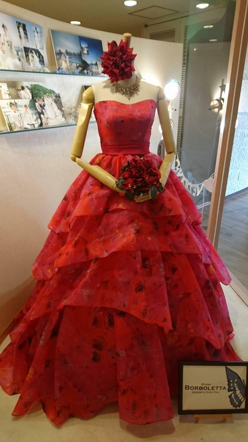 ブライダルサロン ドレスのご紹介