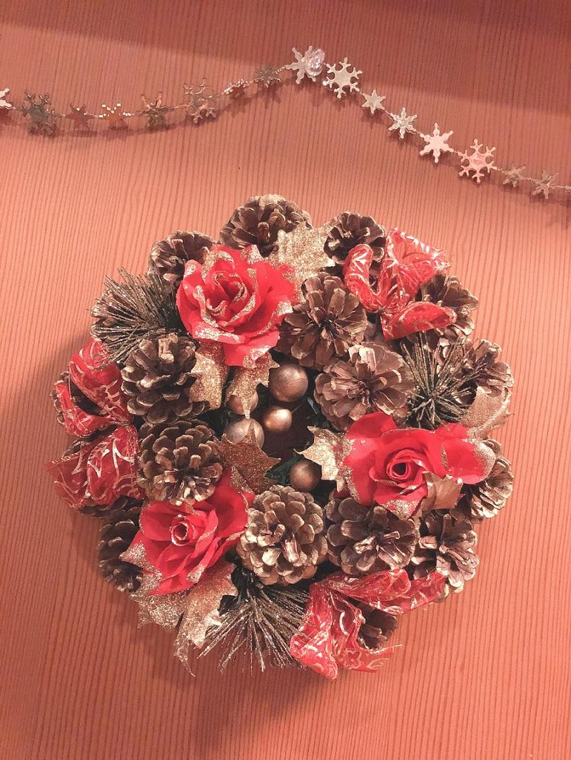 もうすぐクリスマスですね!