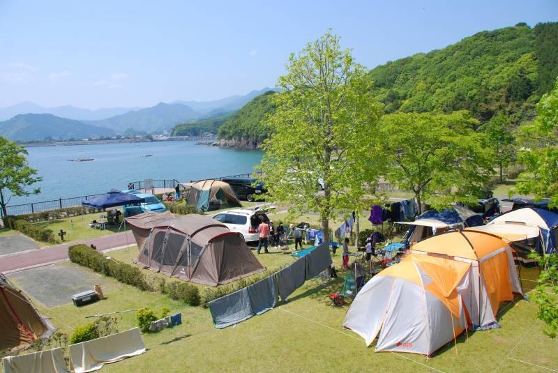姉妹施設【孫太郎オートキャンプ場】のホームページが新しくなりました!