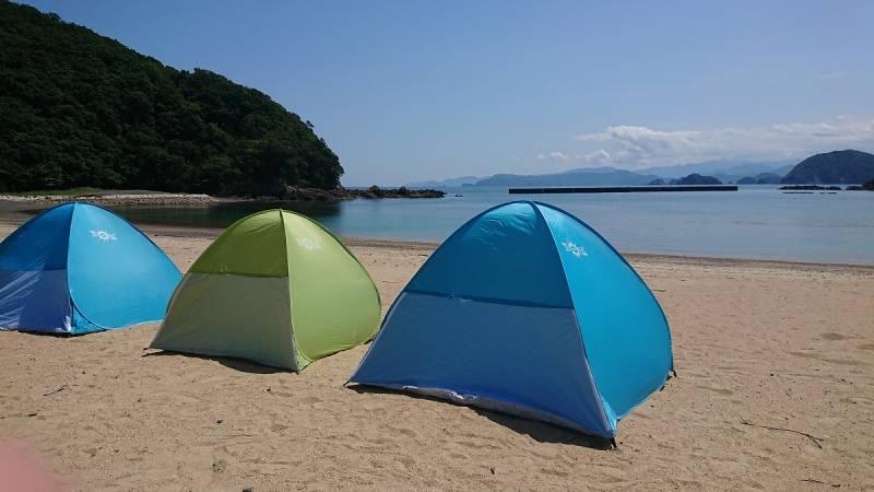 【夏全開★海水浴プラン】歩いて海水浴へGO!快適・便利な「サンシェードテント」無料貸出♪