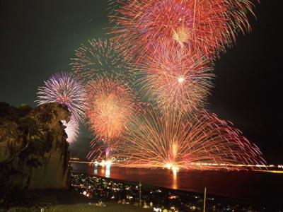 毎年大人気の2019年8月17日(土)【熊野大花火大会】の日、直前キャンセルに伴い空室あり!!