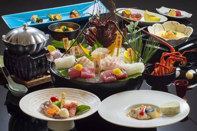 三重県観光連盟の【絶品!三重県の料理自慢の宿・ホテル特集】に掲載していただきました!