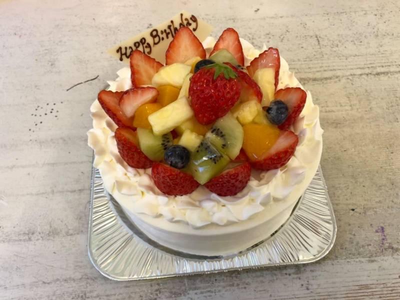 特別な記念日や誕生日を祝う【ホールケーキ】のご紹介 ※3日前要予約