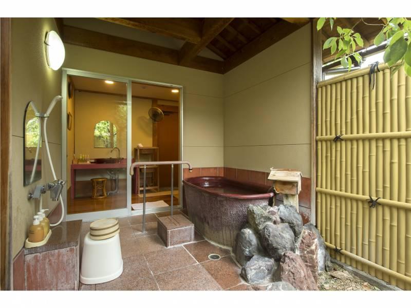 プライベート空間でゆったりと温泉をお楽しみいただきたい方へ