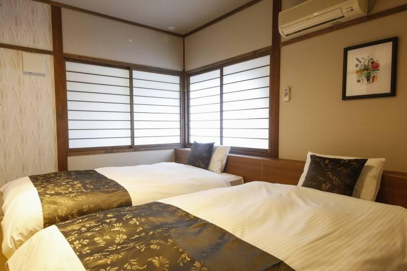 【フォレストコテージ】露天風呂付きリニューアル客室