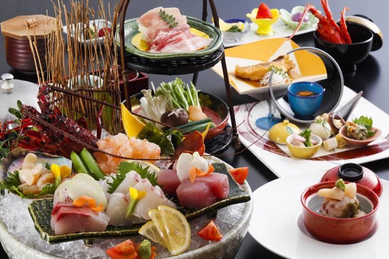 ご夕食イメージ ※年末年始は特別メニューでのご用意になります。