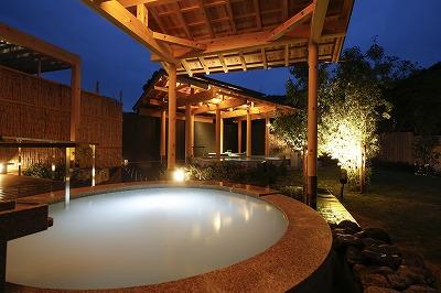 女性大浴場:シルク風呂