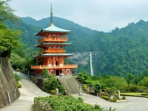 【通年】熊野三山「熊野那智大社」